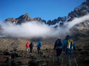 Kilimanjaro Climbing Trails