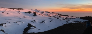 mount kilimanjaro about