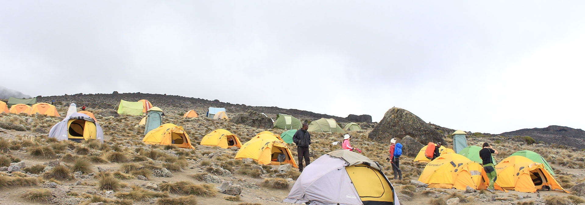 Shira Route, Mount Kilimanjaro