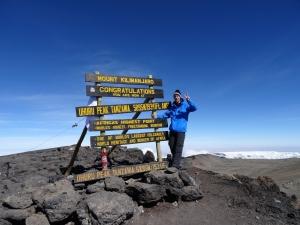 weather kilimanjaro