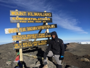 is there Malaria on Kilimanjaro?