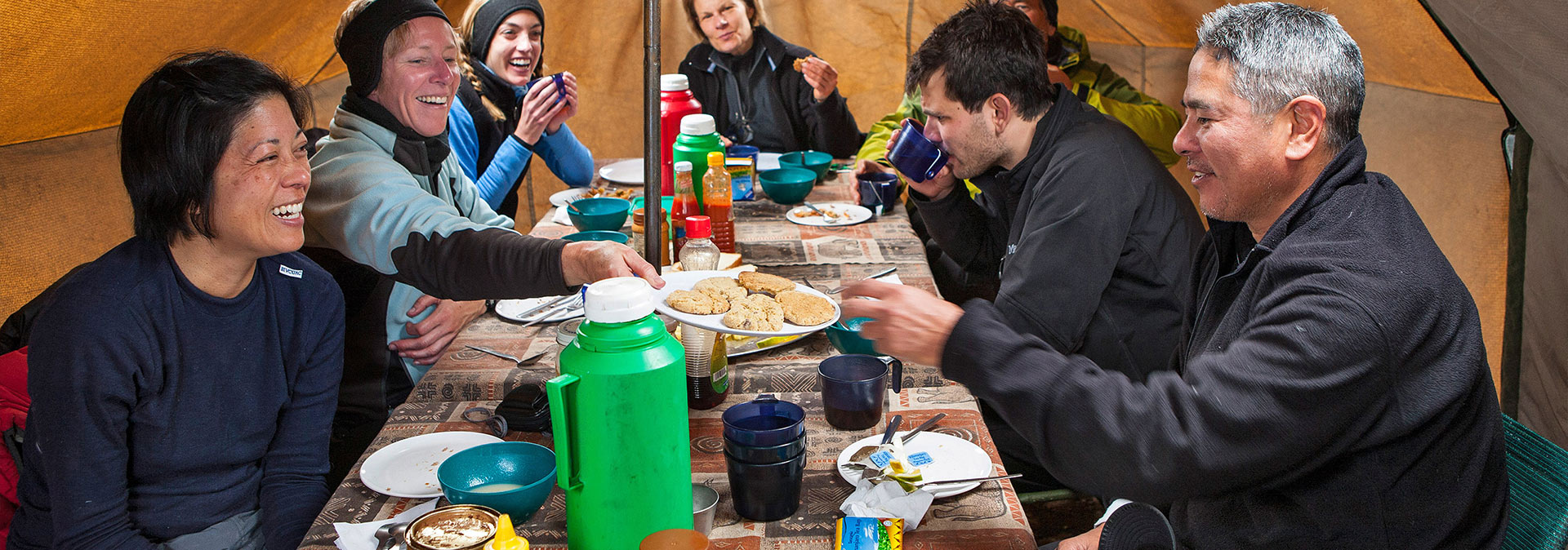 What Food to Expect on Mount Kilimanjaro Climb