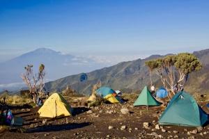 Kilimanjaro Shira Trail