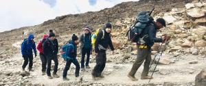 Kilimanjaro trails company