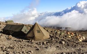 Lemosho Kilimanjaro climbing