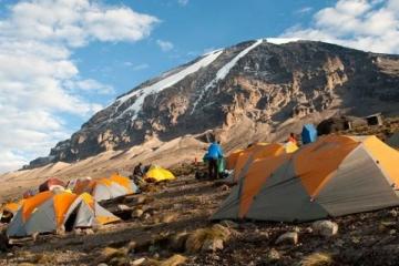 Machame Route Kilimanjaro climbing