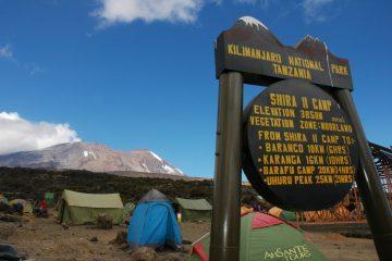 7 days Kilimanjaro Climb Shira Route