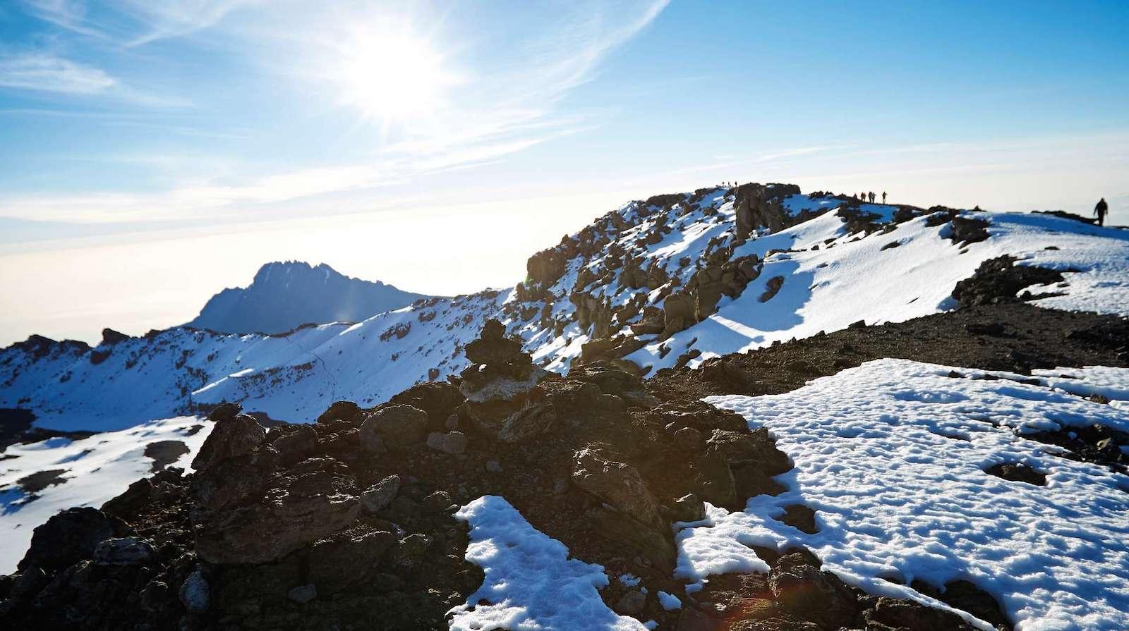 7 days Kilimanjaro climb Rongai Route